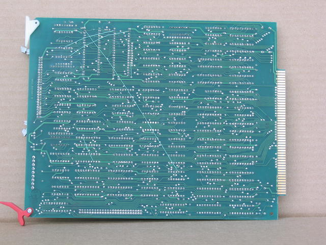 floppy disk controller card, circuit side