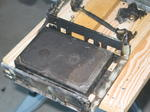 Drive in 5.25-inch mount, after fan bezel assembly has been removed